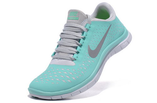 Nike Free Run 3.0 V4 Womens Lime Green Grey Hong Kong